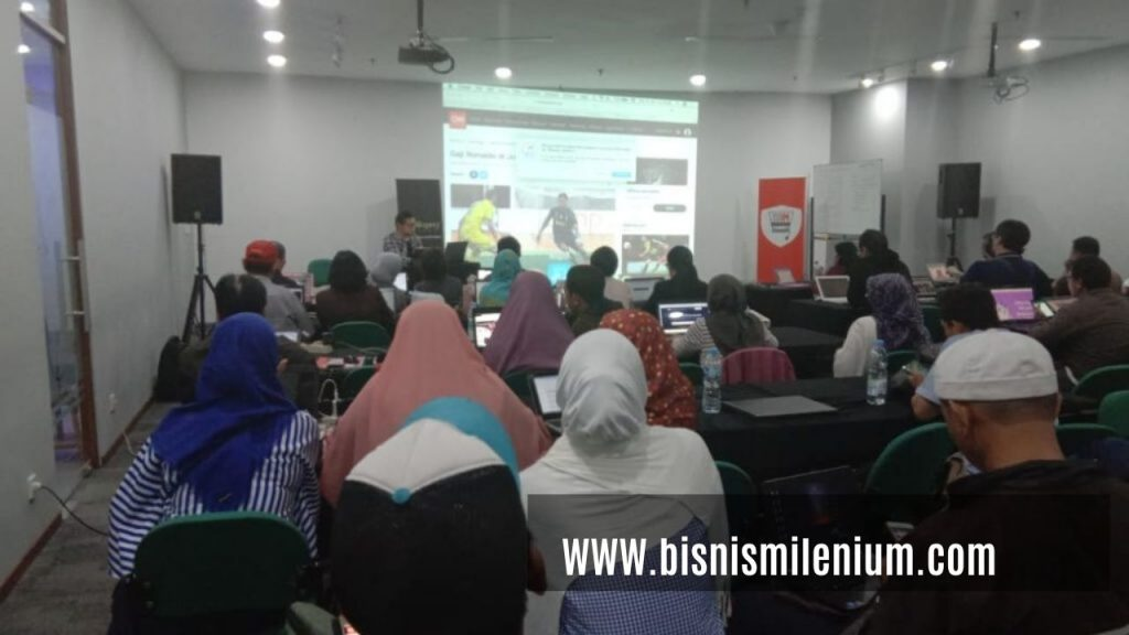 Kursus Internet Marketing SB1M di Cipadu Tangerang