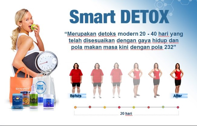 Jual Smart Detox Plus di Ipoh
